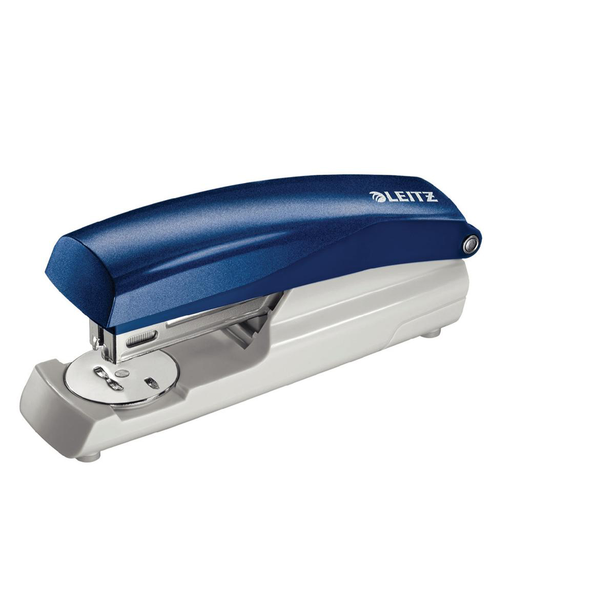 Leitz NeXXt Stapler 3mm 30 Sheet Blue Ref 55000035L