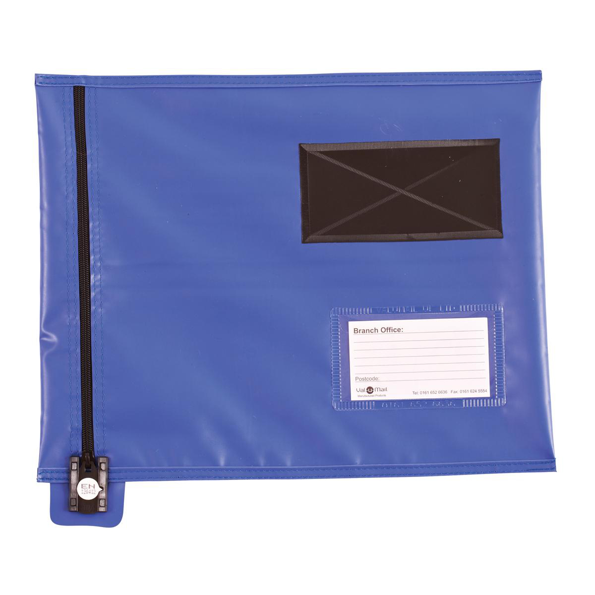 Mail Pouch A4 Flat 285mm x 345mm Blue Ref FP7B