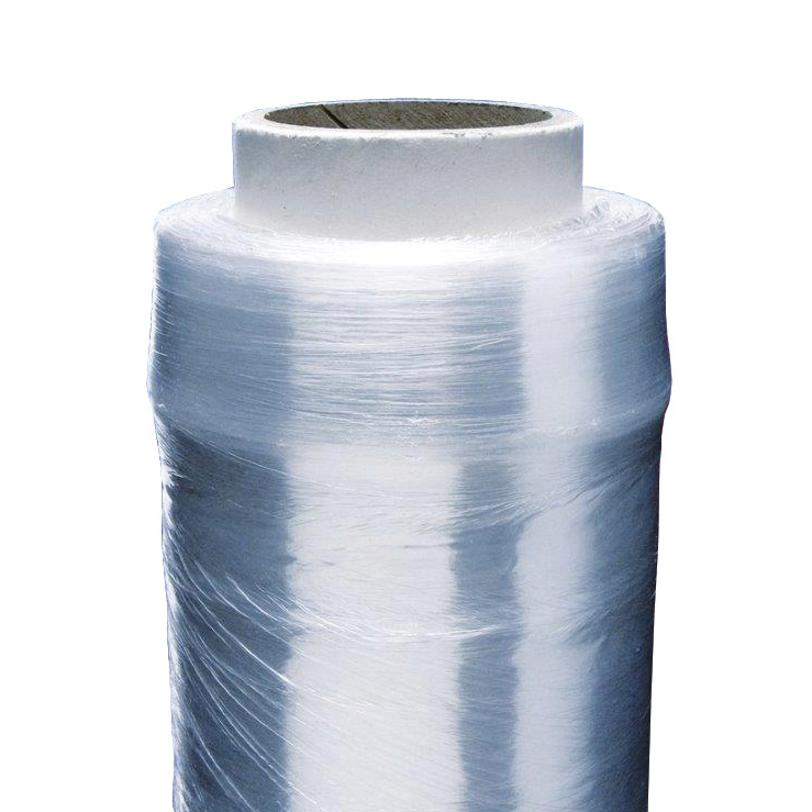 Stretch wrap films Stretch Film Pre-Stretched 7 micron 400mmx600M Clear Ref PRE71011M [Pack 6]