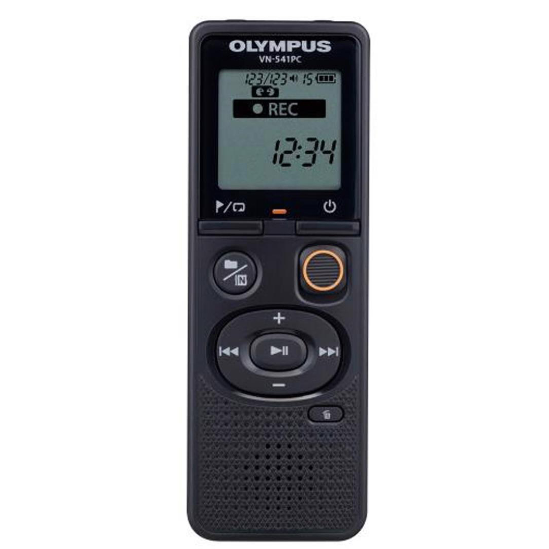 Digital voice recorders Olympus Digital Dictation Machine VN741 4GB Ref V415111BE000