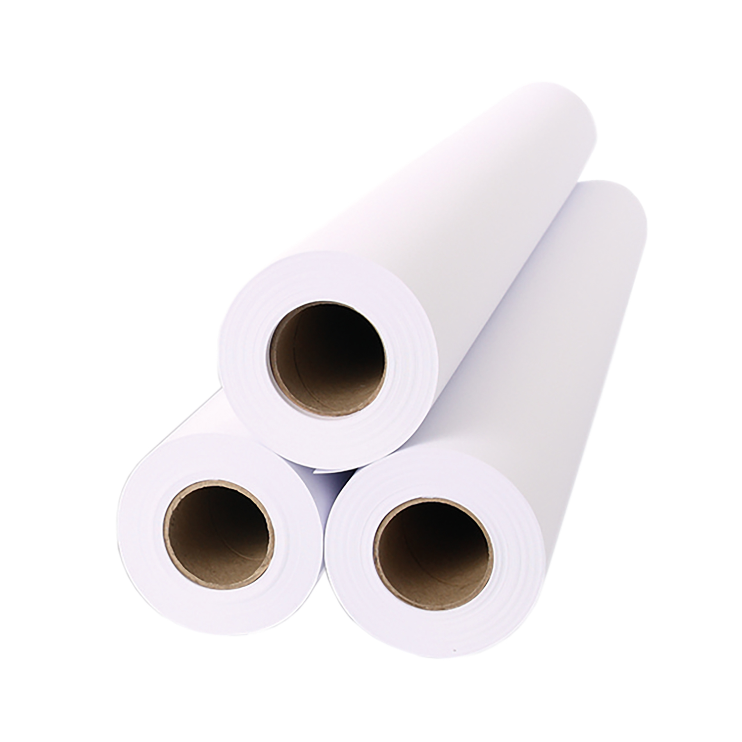 Tally Rolls Inkjet Plotter Roll 610mm x 50m 80gsm White Ref 2654C Pack 6