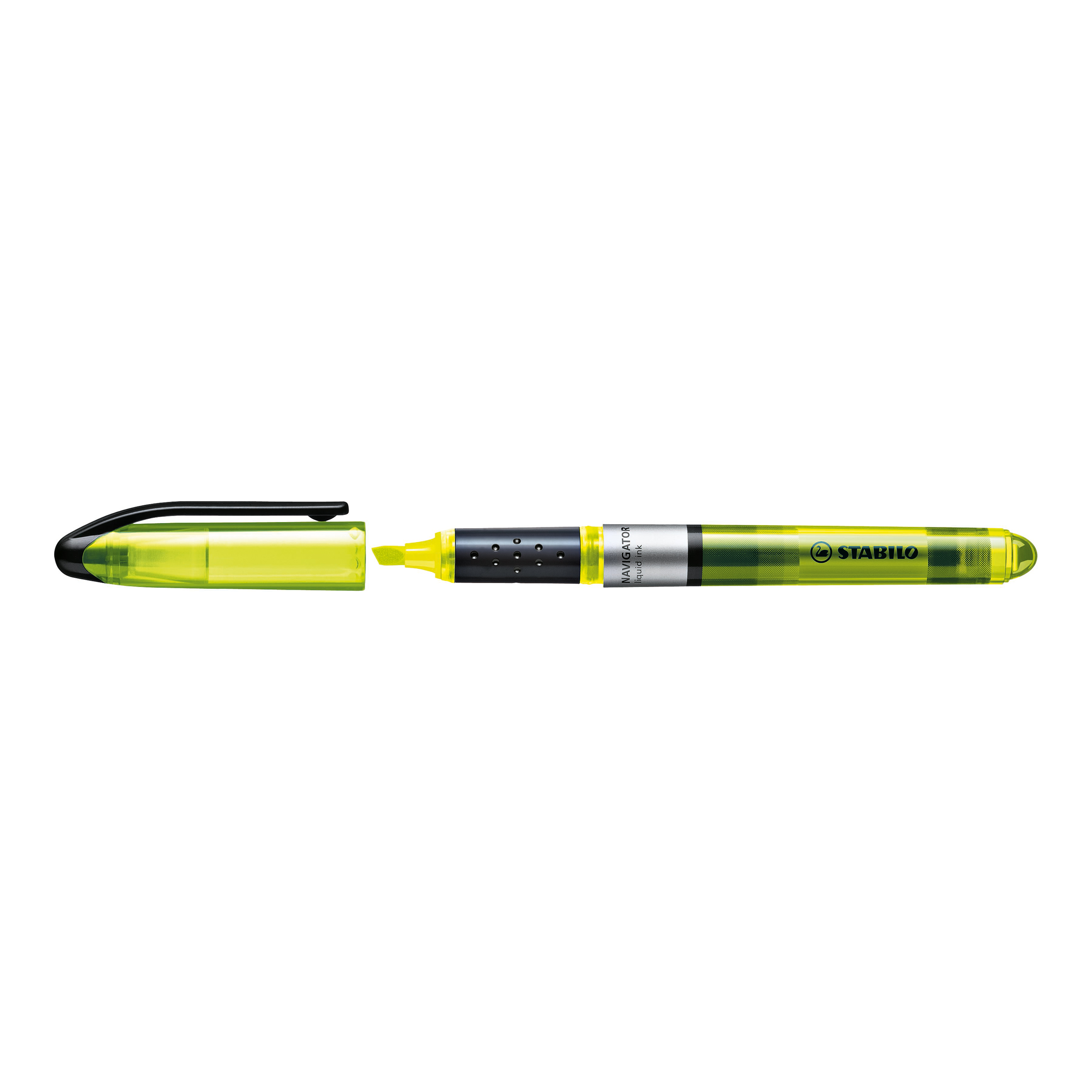 Stabilo Navigator Highlighter Assorted Ref 545/4 [Pack 4] [3 for 2] Jan-Mar 2020