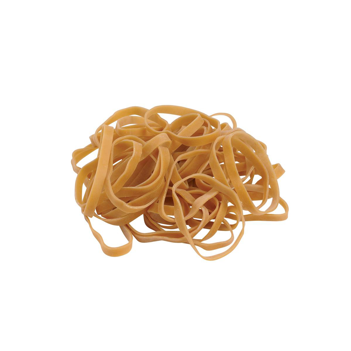 5 Star Office Rubber Bands No.63 Each 76x6mm Approx 400 Bands Bag 0.454kg