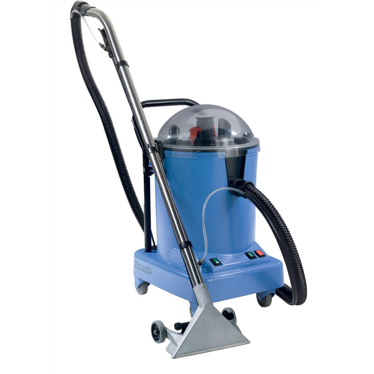Mops & Buckets Numatic Hi-Lo Carpet Vacuum Extraction Cleaner System Twinflo High Performance Ref 838845
