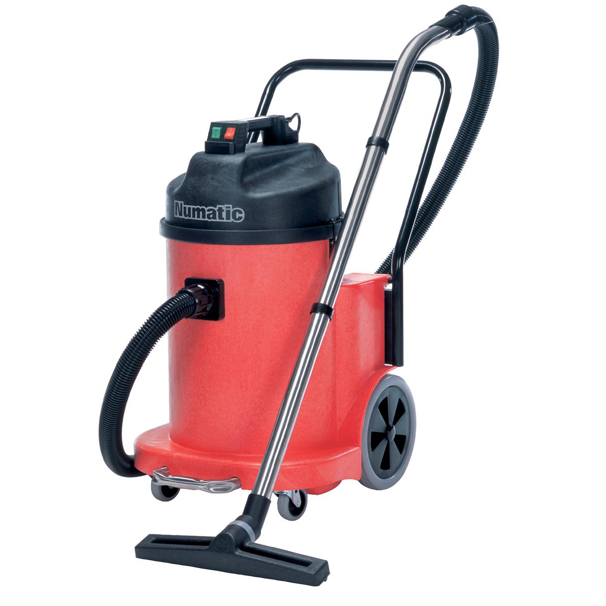 Numatic Large Dry Vacuum Cleaner Twinflo 960W Motor Capacity 40 Litres Inc. Accessory Kit Ref NVQ900