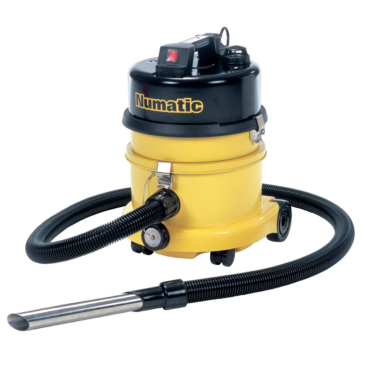 Vacuum Cleaners & Accessories Numatic Hazardous Waste Vacuum Cleaner 1200W Motor Capacity 9 Litres Accessory-kit Ref 877017