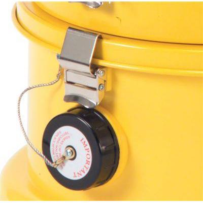 Numatic Hazardous Waste Vacuum Cleaner 1200W Motor Capacity 9 Litres Accessory-kit Ref 877017