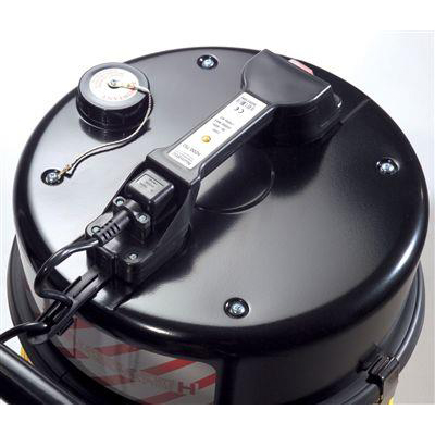 Numatic Hazardous Waste Vacuum Cleaner 1200W Motor Capacity 9 Litres Accessory-kit Ref HZQ200-2