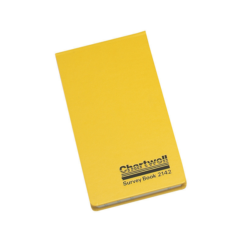 Survey Chartwell Survey Book Field Weather Resistant Top Opening 80 Leaf 106x165mm Ref 2206Z