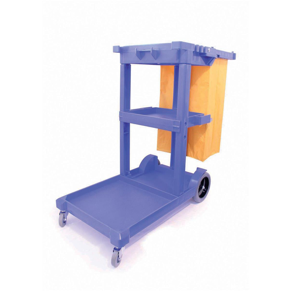 Trolleys Mobile Janitorial Trolley Multifunctional W460xD1140xH970mm