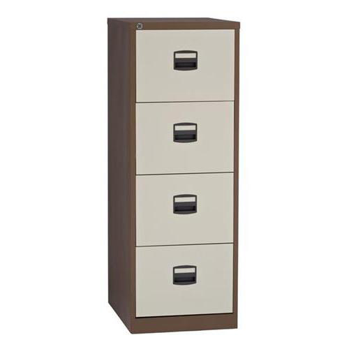 Trexus 4 Drawer Filing Cabinet 470x622x1321mm Ref 394984