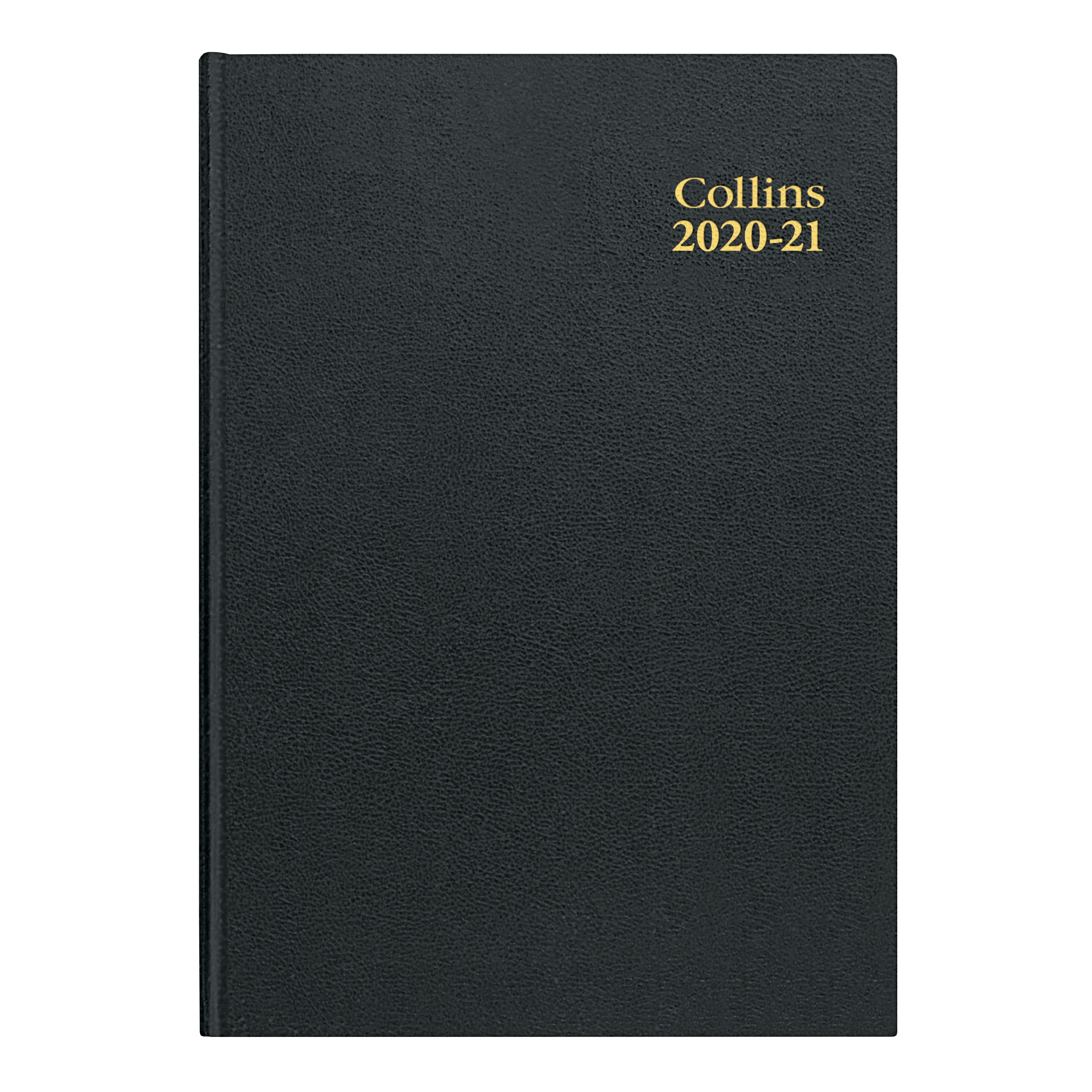 Diaries Collins 2020/21 Academic Diary Day-to-Page A4 Black Ref 44M.99-2021