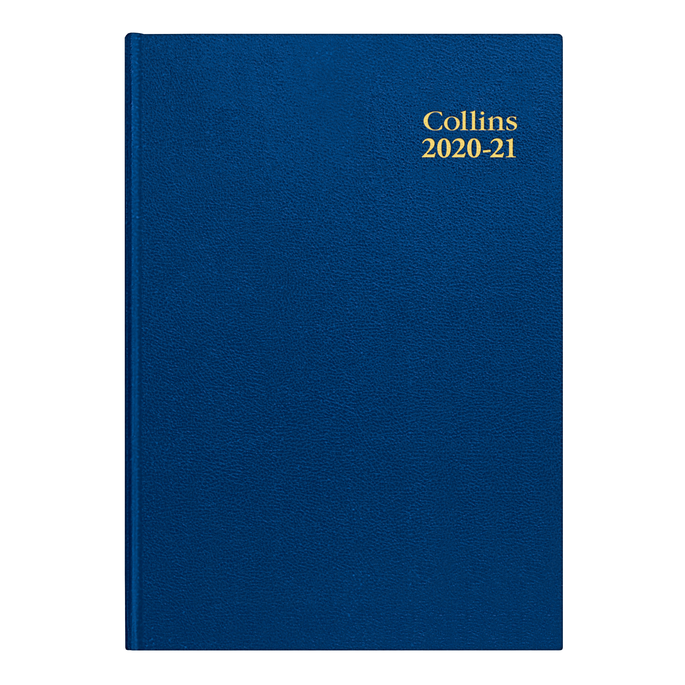 Collins 2020/21 Academic Diary Day-to-Page A5 Black Ref 52M.99-2021