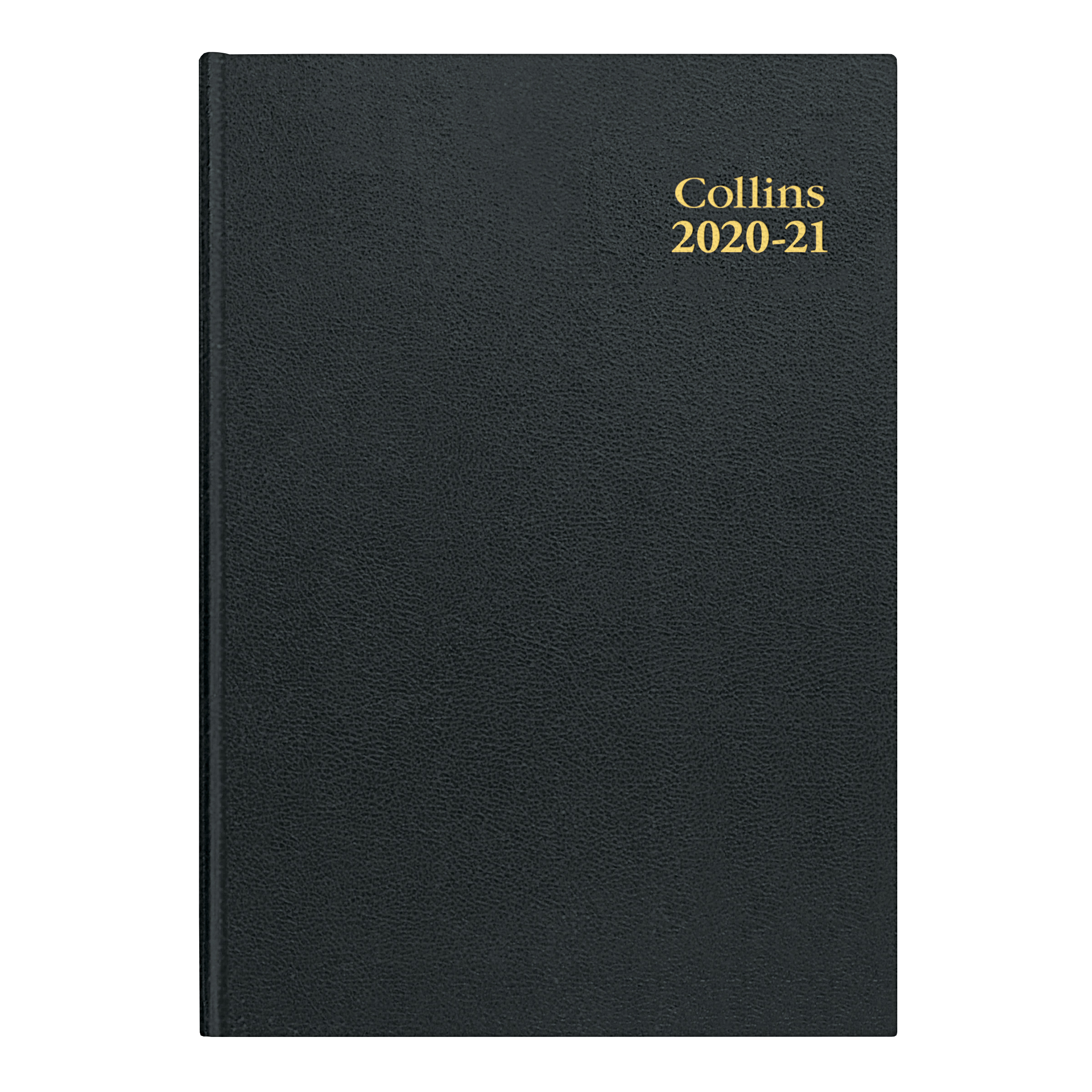Diaries Collins 2020/21 Academic Diary Week-to-View A5 Black Ref 38M.99-2021