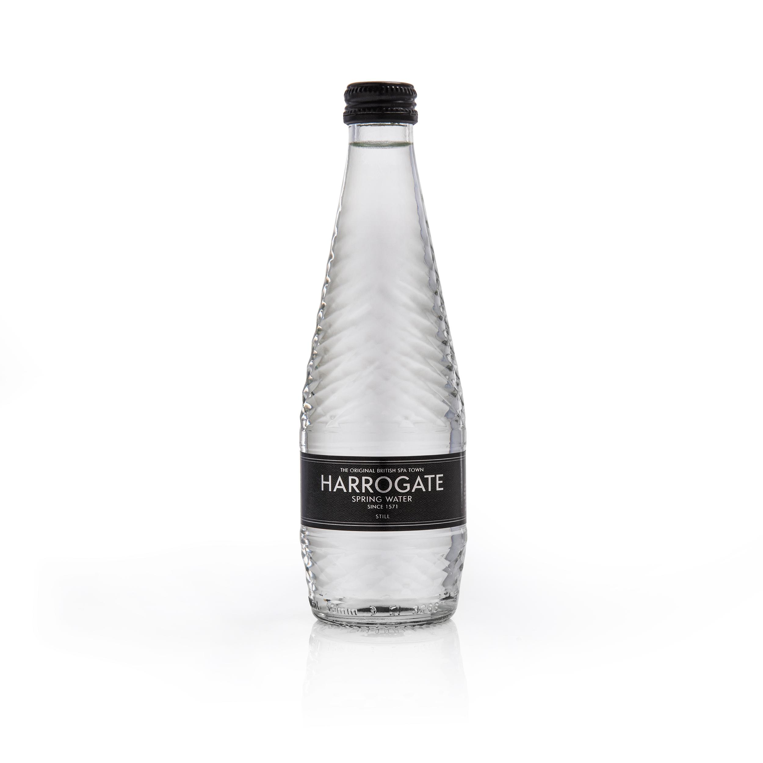 Water Harrogate Still Water Glass Bottle 330ml Ref G330241S Pack 24