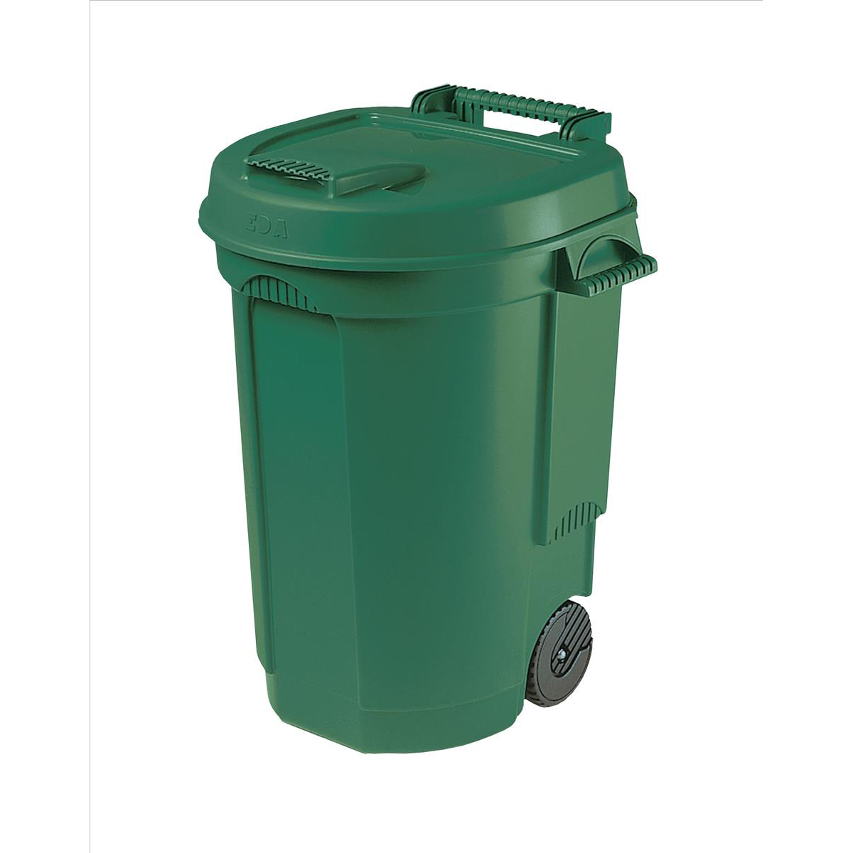 Rubbish Bins Dustbin with Wheels 110 Litres