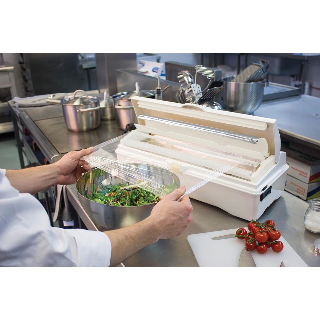 Wrapmaster Dispenser 3000 30cm Dishwasher safe Ref C03515
