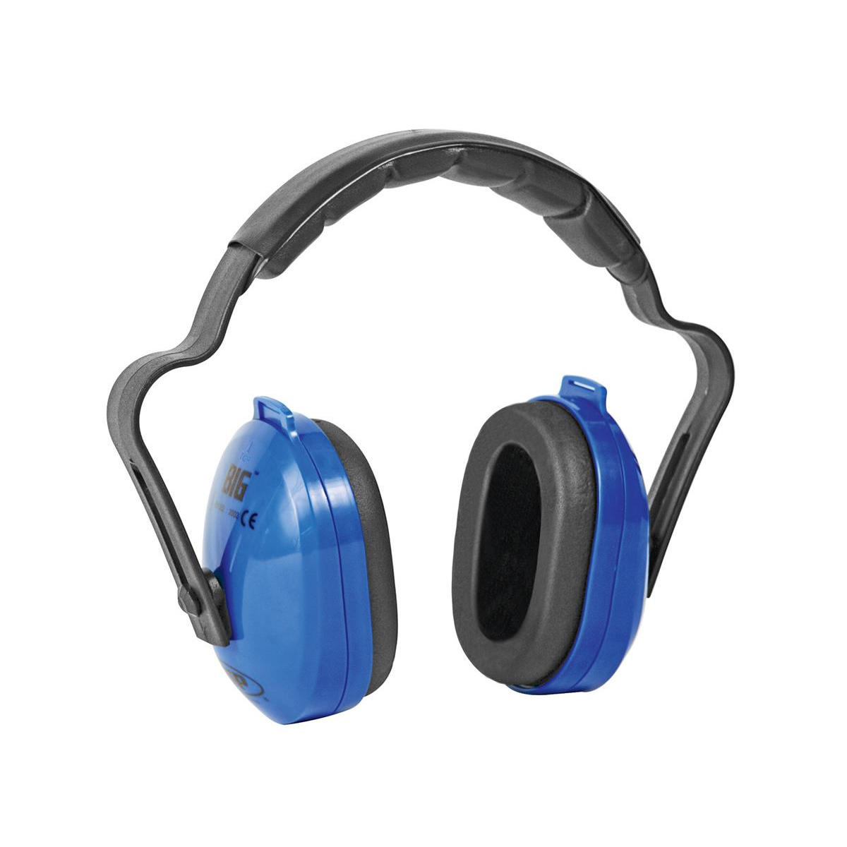 The Big Blue Ear Defenders SNR 26/27 Medium Duty AEA060 040 500