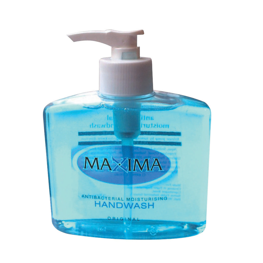 Soaps Economy Handwash Unperfumed Anti-bacterial 250ml