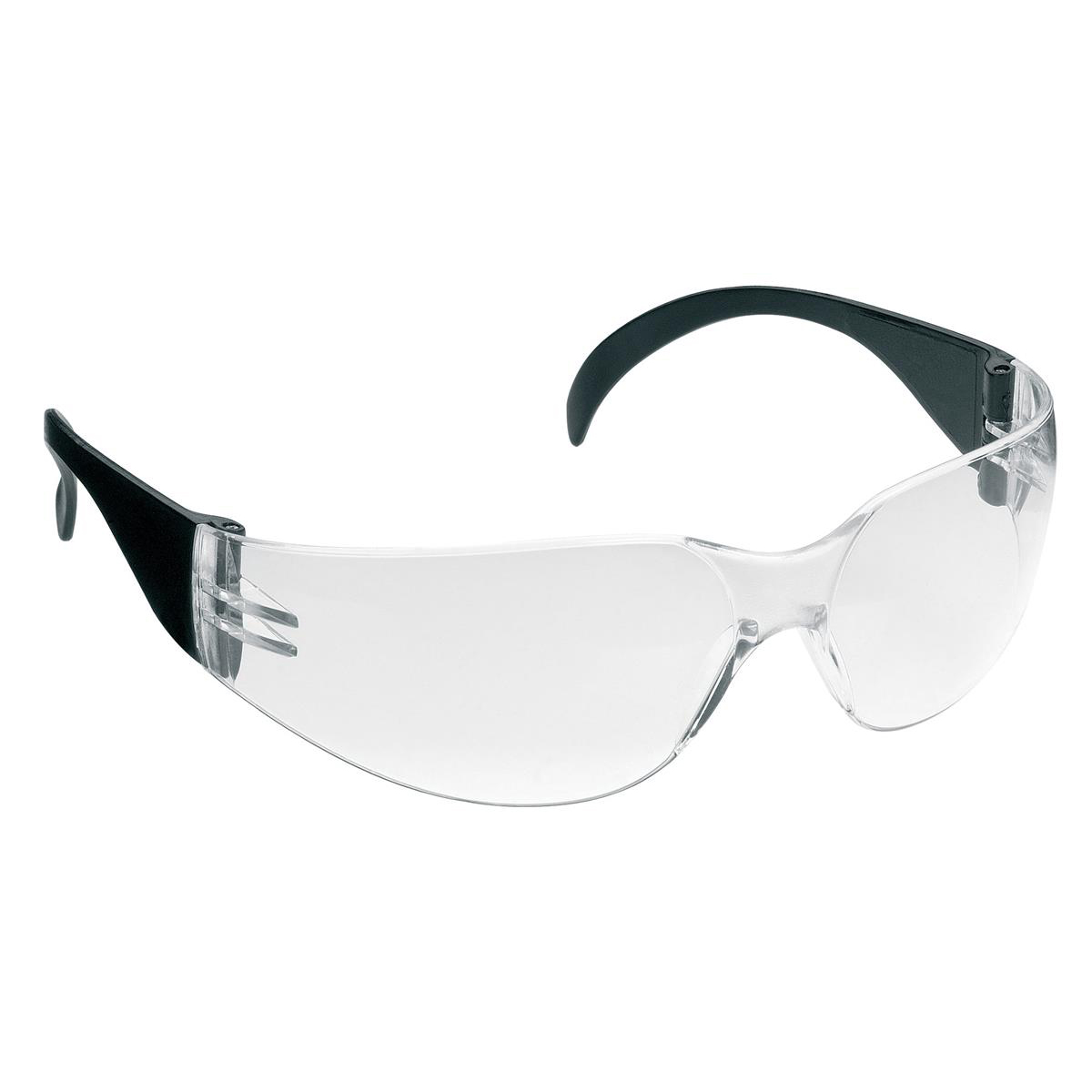 Safety glasses JSP M9400 Wraplite Safety Spectacles Single Lens Wraparound Clear Ref ASA718-161-10