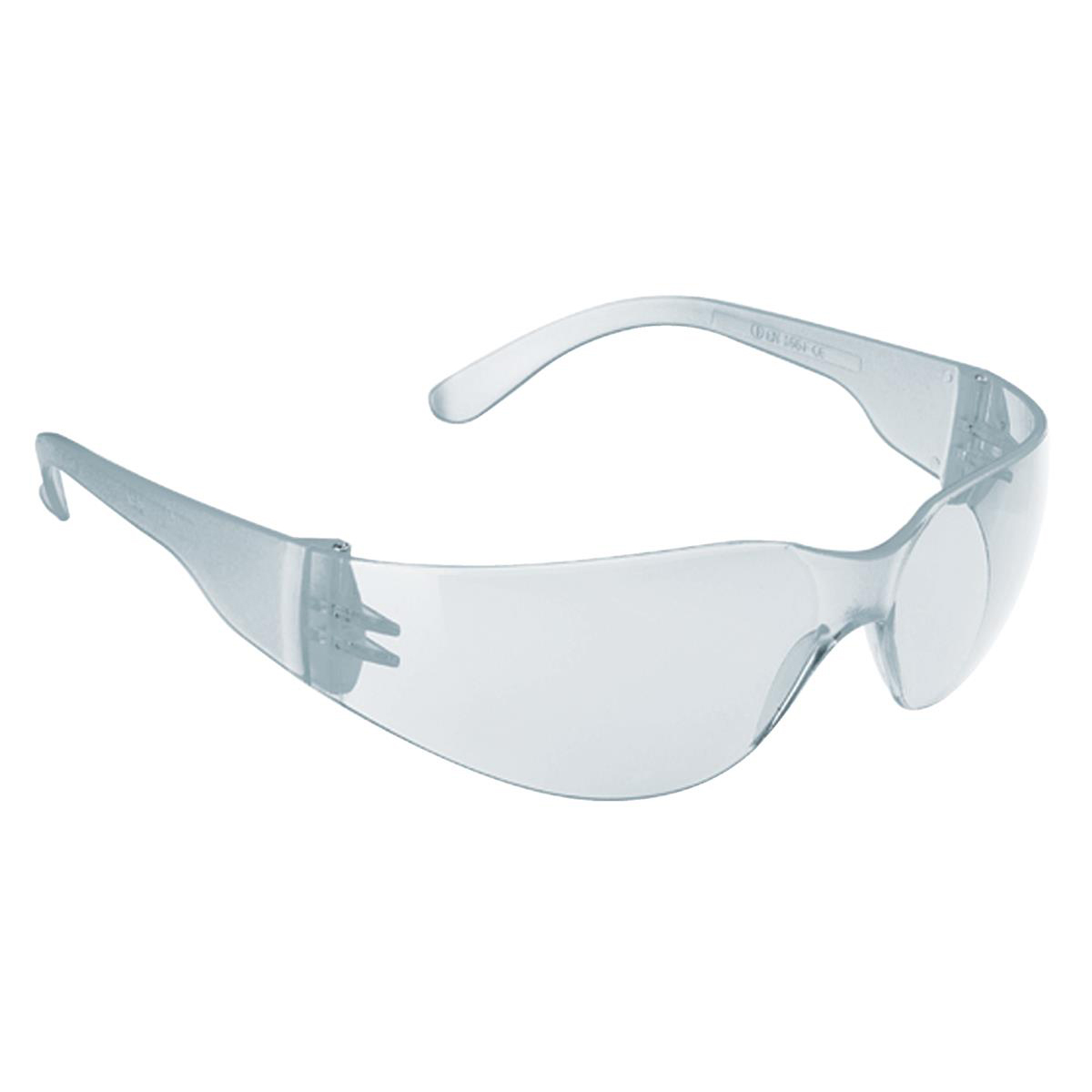 JSP Stealth 7000 Safety Spectacles Anti Mist N Rated Clear Ref ASA430-151-30