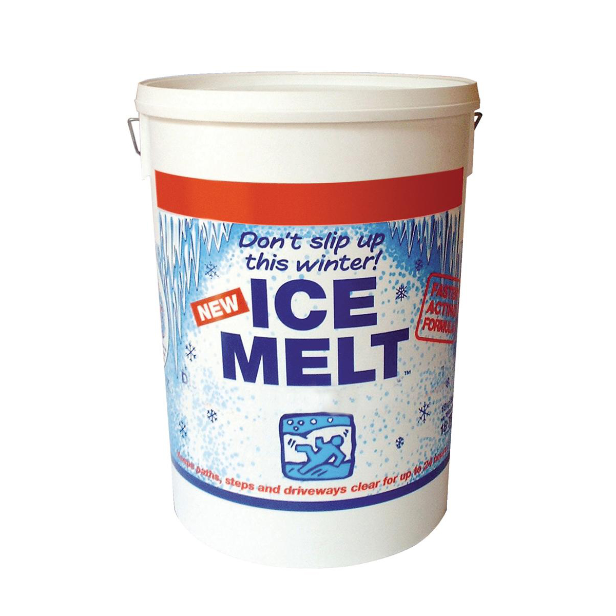 De-Icing Supplies Ice Melt Tub with Scoop 18.75kg