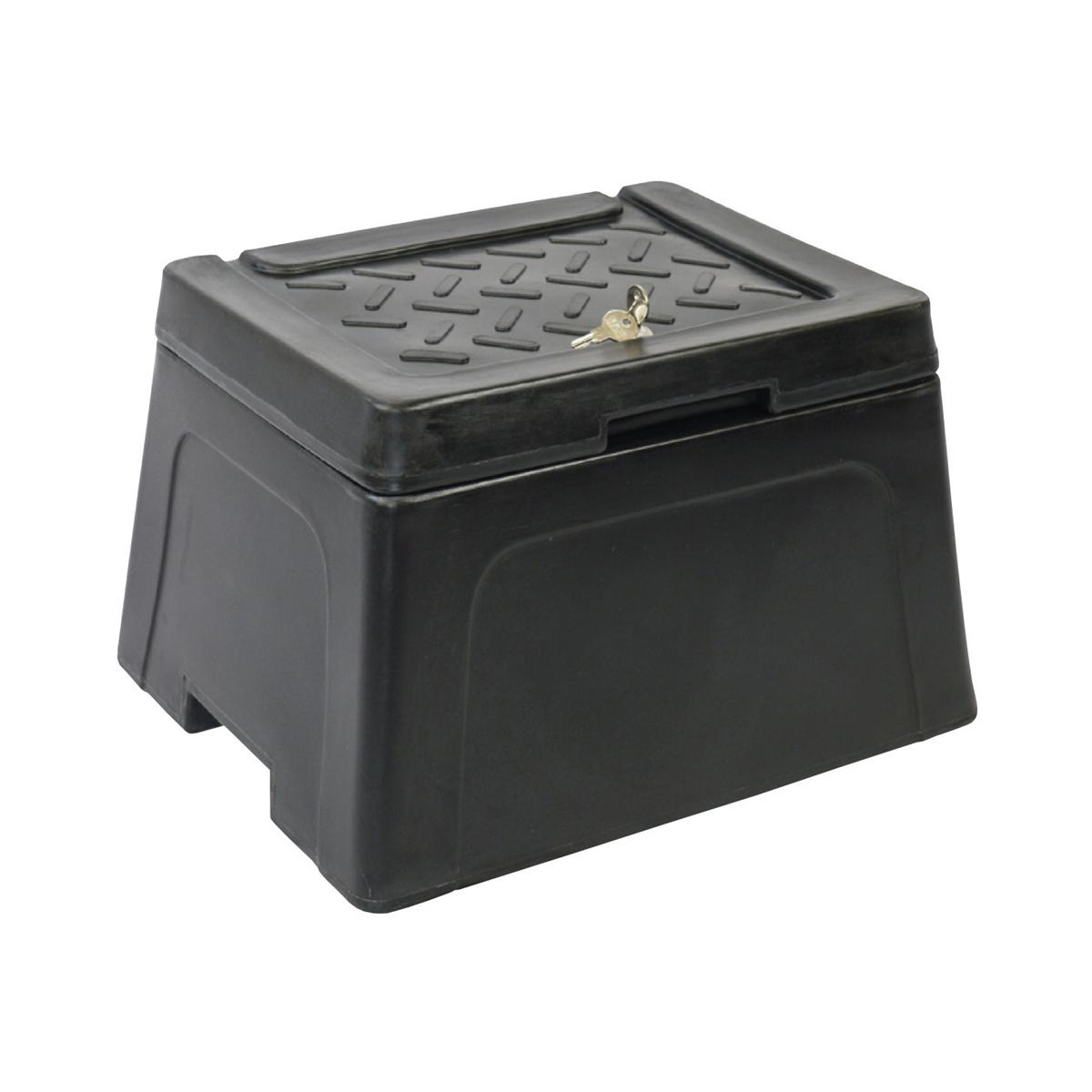 De-Icing Supplies Mini Grit Bin Lockable with Scoop