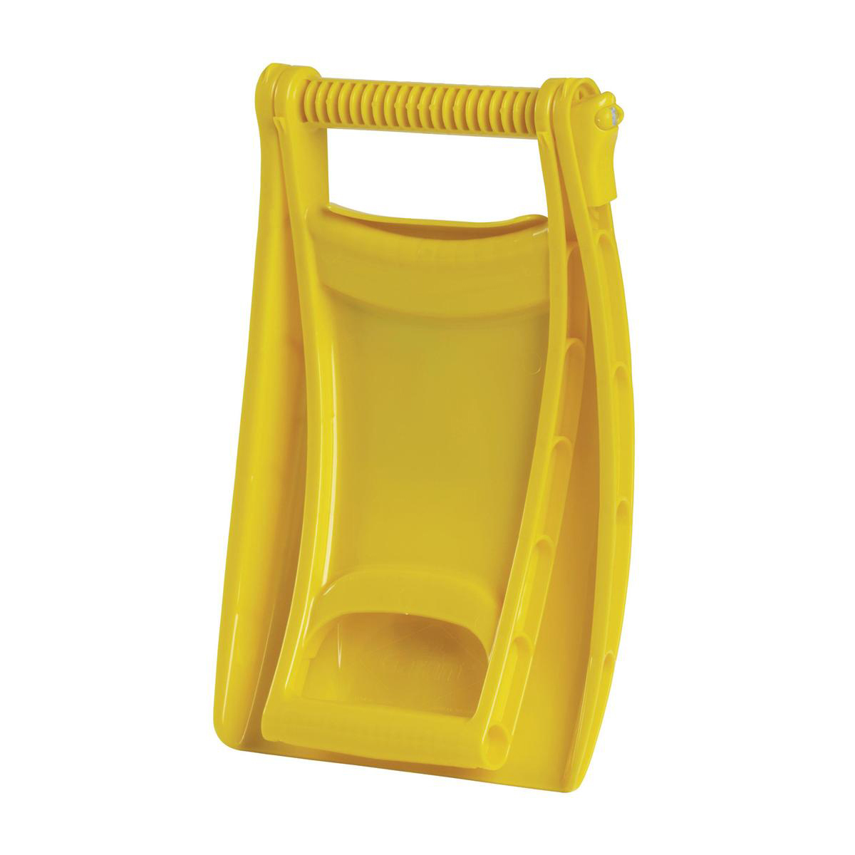 Snow Shovel Foldable Space-saving Yellow
