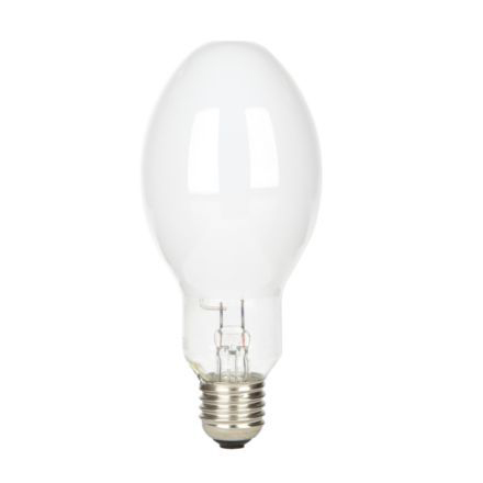 GE 70W Lucalox E27 Elliptical High Intensity Discharge Bulb 5750lm EEC-A Ref46217 Up to 10 Day Leadtime