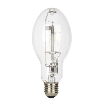 GE 70W Lucalox E27 Elliptical High Intensity Discharge Bulb 6100lm EEC-A Ref46209 Upto 10Day Leadtime
