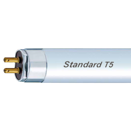 Tungsram 8W T5 Mini 288mm Linear Fluorescent Tube Dim 400lm EEC-A White Ref37756 Up to 10 Day Leadtime
