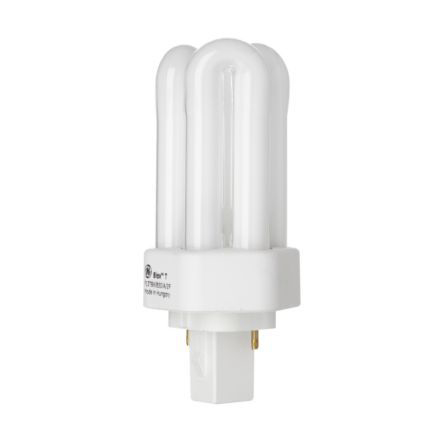 Tungsram 13W 2pin Hex Plug in GX24d-1 Fluo Bulb 900lm 91V EEC-B WarmWhite Ref35966 Upto 10 Day Leadtime