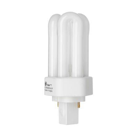 GE 13W 2pin Hex Plug in GX24d-1 CompFlr Bulb 900lm 91V EEC-B Cool White Ref 35941 Up to 10 Day Leadtime
