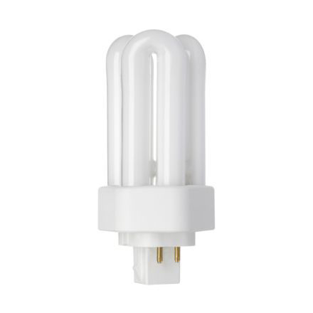 GE 13W 4pin Hex Plug in GX24q-1 CpFlrBulb Dimm 900lm 91V EEC-A CoolWhite Ref34387 *Up to 10Day Leadtime*