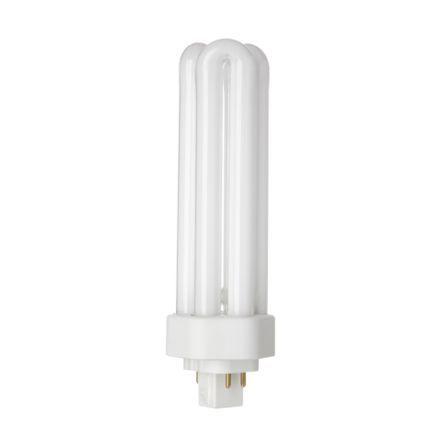 Tungsram 42W 4pin Hex Plugin GX24q-4 Fluo Bulb Dim 3200lm 135V EEC-A White Ref46314 Upto 10Day Leadtime