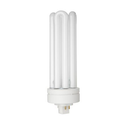 GE 70W 4pin Oct plug-in GX24q-6 CompFlrBulb Dimm 5200lm 219V EEC-A CoolWht Ref45218 Up to 10DayLeadtime