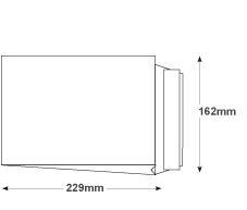 Purely Packaging Envelope P&S 120gsm C5 229x162x25mm White Ref 6000 [Pack 125] *3 to 5 Day Leadtime*