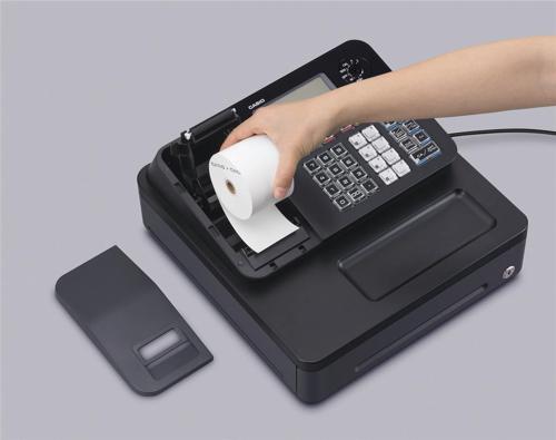 Casio Cash Register 7 Segment x 8 Digit 12 Plus 24 Dept Ref SE-G1SD