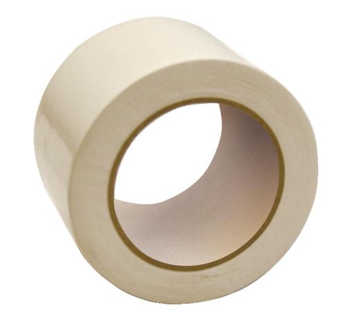 Floor Marking Tape Heavy Duty White 75mm x 33m