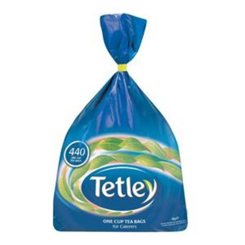 Image for Tetley Tea Bags High Quality 1 Cup Ref 1054J [Pack 440]