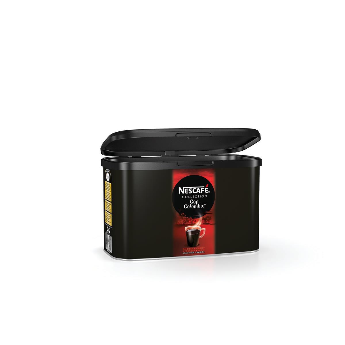 Nescafe Cap Colombie Instant Coffee Tin 500g Ref 12284223