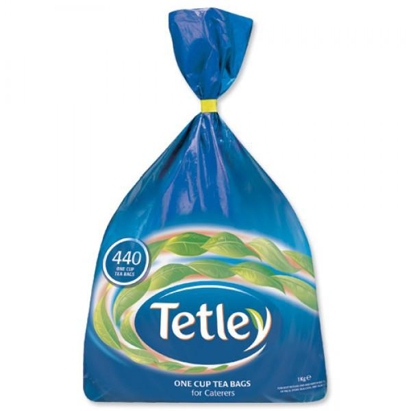 Tetley 1 Cup 440 Tea Ref 1054D Price Offer