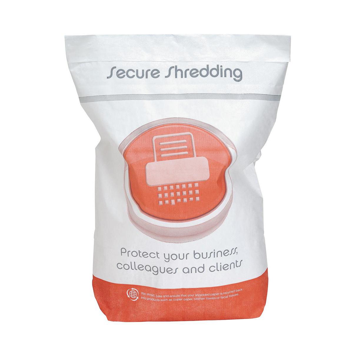 Secure Shredding Sacks Pk10