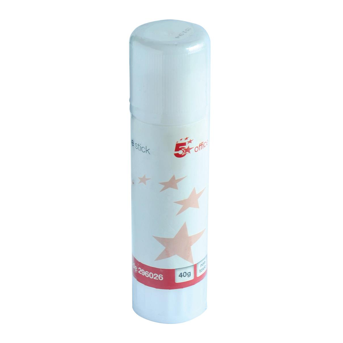 5 Star Office Glue Stick Large 40g [Pack 30]