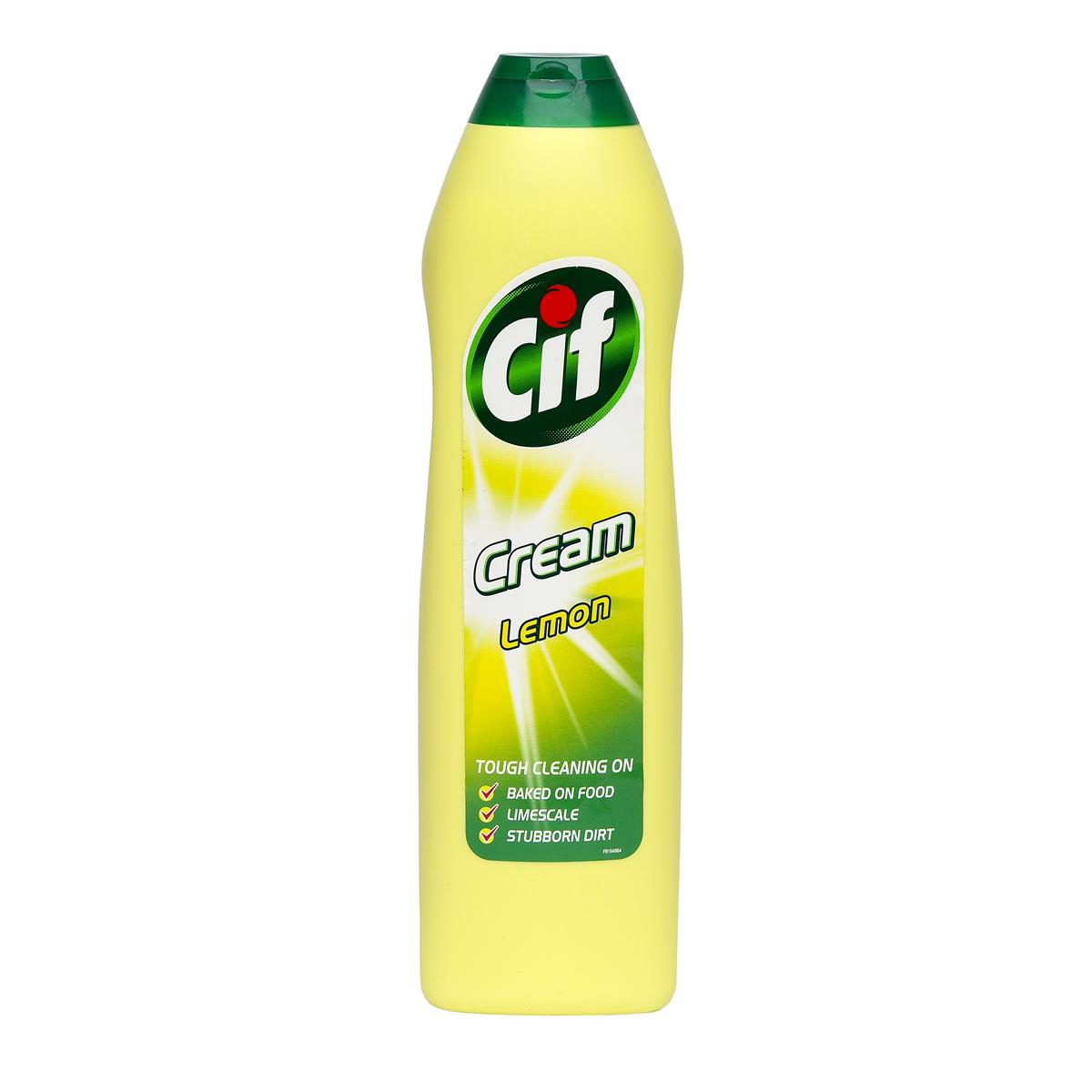 Image for Cif Professional Cream Cleaner Lemon 500ml Ref 1005046