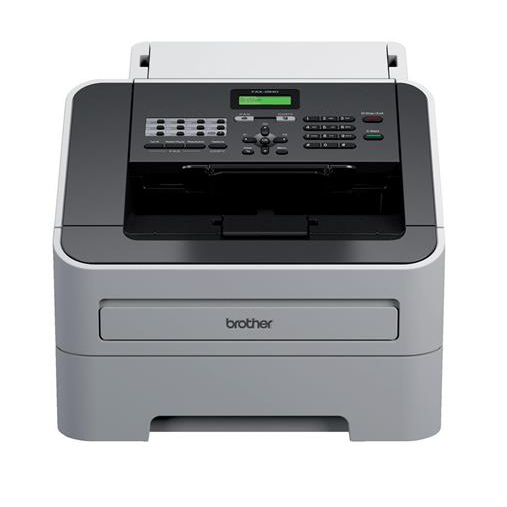 Fax Machines Brother FAX-2940 Mono Laser Fax Ref FAX2940ZU1