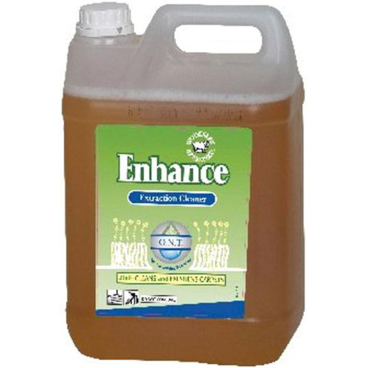 Floor Cleaning Johnson Diversey Enhance Extraction Cleaner for Carpets 5 Litres Ref 411100