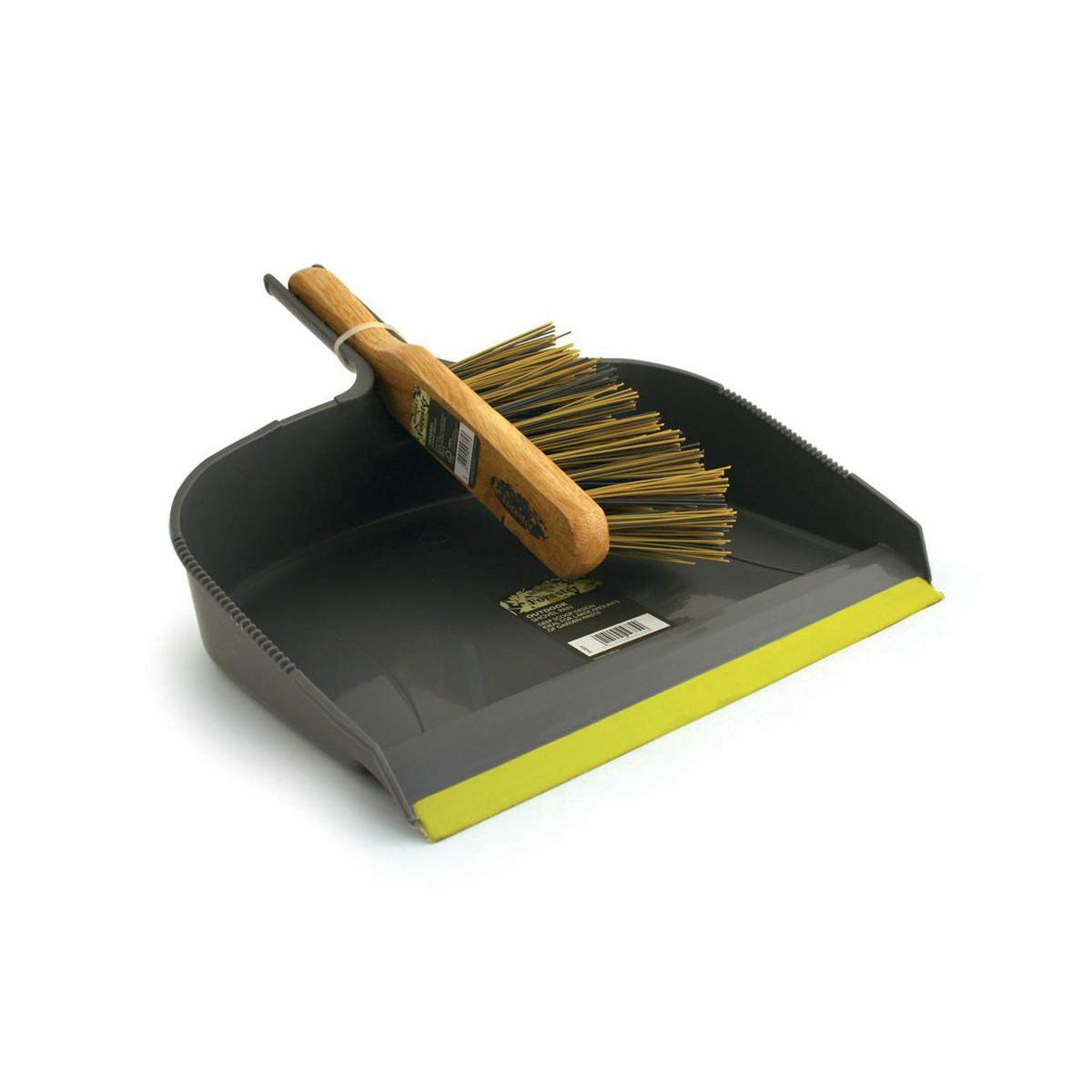 Bentley Dustpan and Brush Heavy Duty Large Ref SPCP0014 SET
