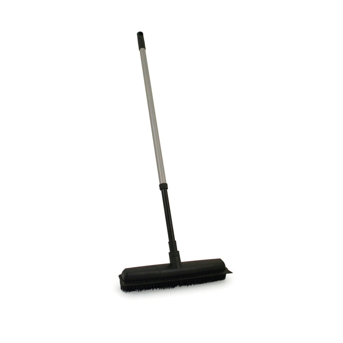 Bentley Rubber Broom and Squeegee with Telescopic Handle Ref SPCRB01