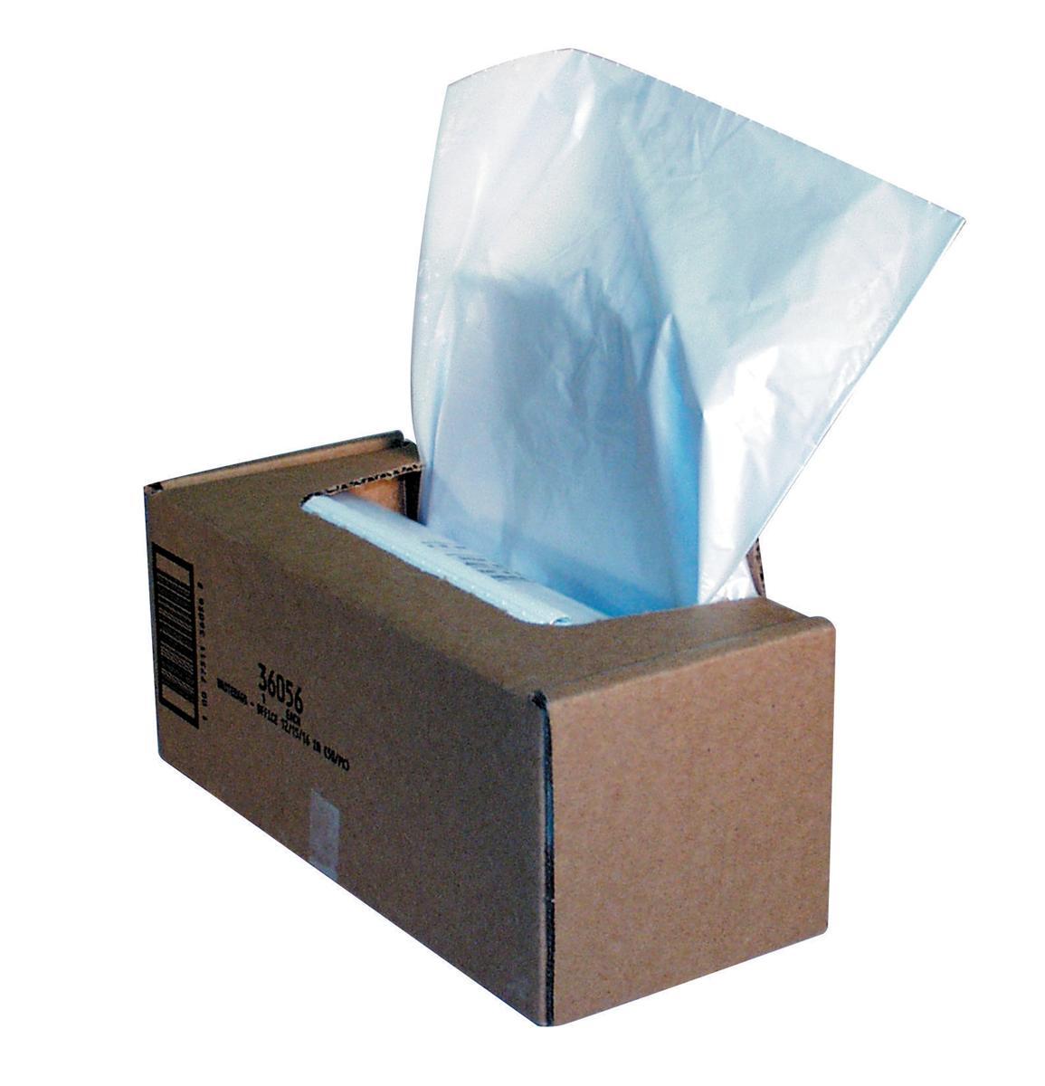 Fellowes Shredder Bags Capacity 94 Litre [for C-320 C-420 Series] Ref 36056 [Pack 50]